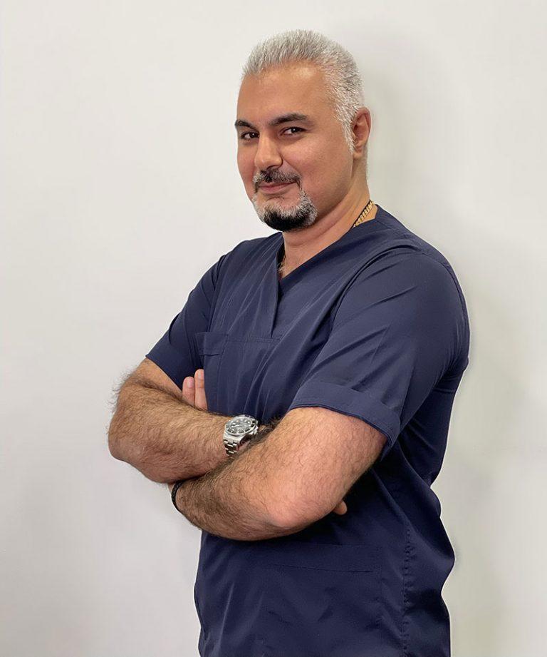 دکتر رامین یحیوی