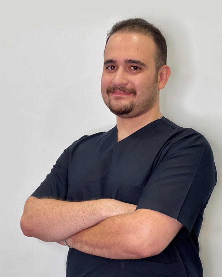 دکتر امیرکیان معاونی