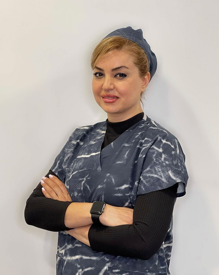 دکتر مرجان کفائی